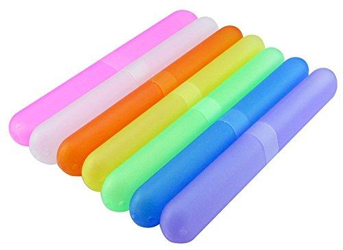 Étui de voyage Brosse à dents Porte-brosses à dents coloré lavable en machine Étui Brosse à Dents antibactérien respirant