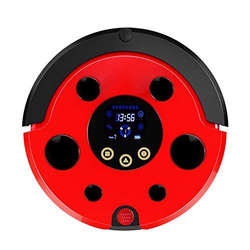 Roboterstaubsauger, 4 Reinigungsmodi, automatisches Laden, APP-Intelligente Fernbedienungskehrmaschine, hohe Saugleistung, Drop-Sensing für dünnen Teppich und harten Boden