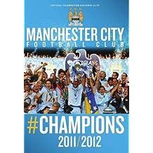 Manchester City FC Champions 2011/2012