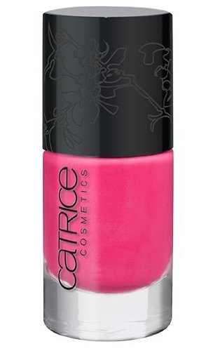 Catrice Cosmetics Limited Edition Neo Geisha Ultimate Nail LACOUER Nail Polish - Nr. C02 Picked Cherry Blossoms - Farbe: Pink / Rose Inhalt: 10ml Nagellack Nail (Make Geisha Up)