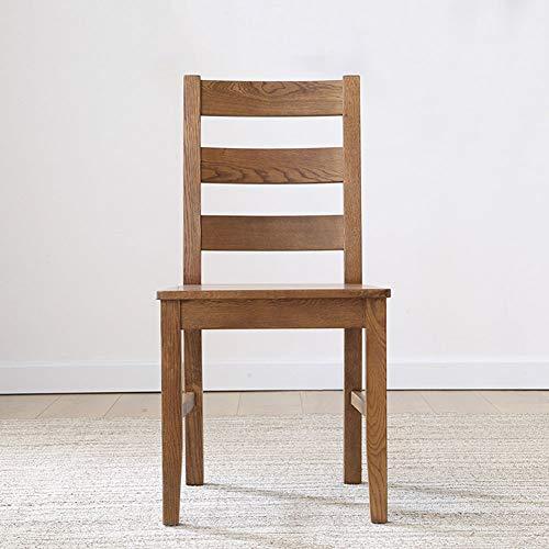 XUE Esstisch, Festnholz, alle Eiche Stuhl Moderne Minimalist Speisesaal Kombination Möbel und zuverlässig - Modernen Speisesaal Möbel