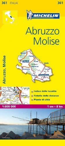 Mapa Local Italia-Abruzzo