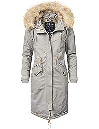 3ae440cd55c7e1 Suchergebnis auf Amazon.de für: Wintermantel - Grau / Damen: Bekleidung