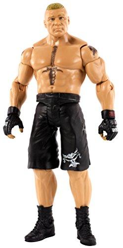 WWE DJR76 Figura de acción de Brock Lesnar de 15,24 cm