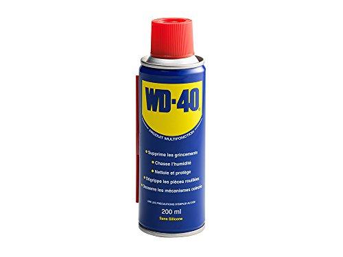 Dégrippant WD-40 – 200ml – Lubrifiant multifonction
