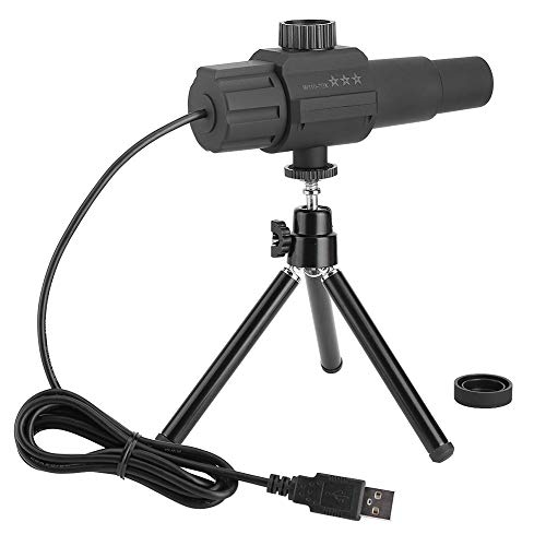 Telescopio de cámara digital, pantalla USB Monoculares 2MP 70X Zoom inteligente Detección de movimiento Grabadora de video Videocámara con trípode para observación de aves Caza de vida silvestre Sende