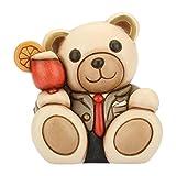 THUN - Teddy On The Road Milano Italia - Animali Soprammobili da Collezione - Ceramica - I Classici
