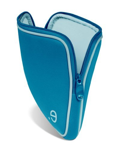 Be.ez 100822 LA robe Sleeve for 10.2-Inch Netbooks (Blue) by be.ez