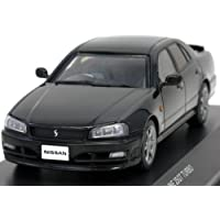 Original Kyosho 1/43 Nissan Skyline 25GT Turbo 2000 / Black (japan import)