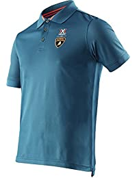 X-BIONIC Polo for Automobili Lamborghini courtes Tech Style Pro on Flag OW, Homme, X-BIONIC for AUTOMOBILI LAMBORGHINI TECH STYLE PRO MAN FLAG OW POLO SHIRT SHORT SLEEVES