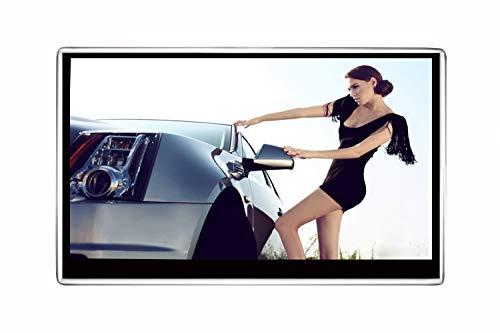 Kunfine, lettore per poggiatesta auto Android da 11,6 pollici, monitor HD IPS con WiFi 3G Bluetooth e trasmettitore FM, schermo USB SD MP5 Player Seat Install