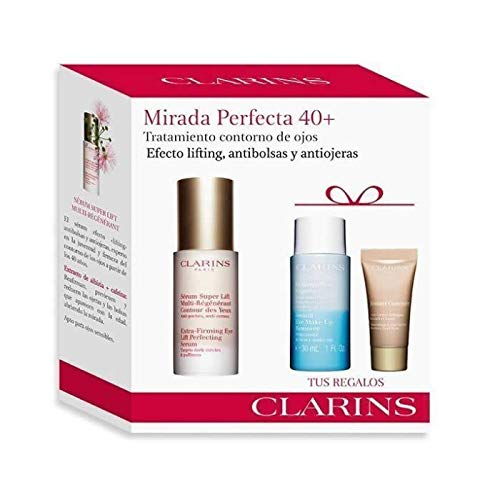 CLARINS MULTI-REGENERANTE SERUM SUPER LIFT OJOS 15ML+ 2 MUESTRAS SET REGALO