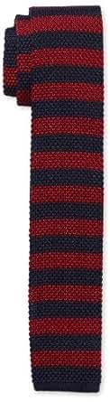 Tommy Hilfiger Tailored Herren Krawatte Tie 7.5cm TTSSTP14135 / TT87848047, Gr. one size, rot-blau