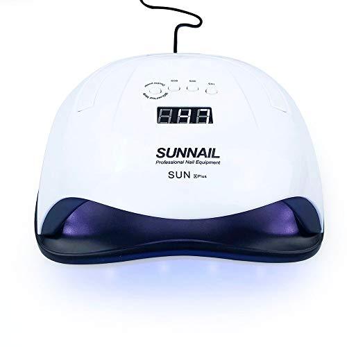 LJUNSEG secador uñas Sun X Plus 80 W 42 unids Lámpara