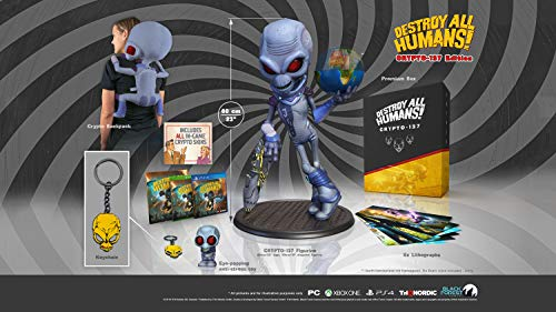 Zoom IMG-2 destroy all humans crypto 137