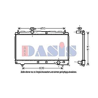 AKS DASIS 210121N Kühlung