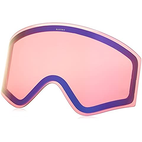 Electric Adult EGX Lens, Rose/Blue Chrome