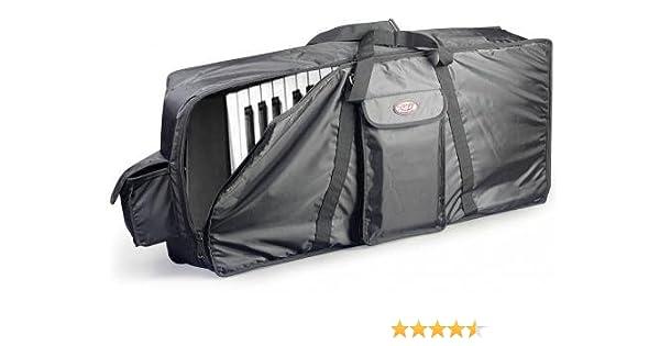 aaf8105e77 keyboard carry case for yamaha DGX-200 202 203 205 220: Amazon.co.uk:  Musical Instruments