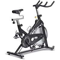 Horizon Fitness Indoor Cycle S3, schwarz/ chrom, 100644