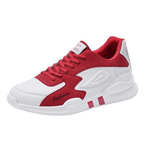Oliviavan Scarpe Sportive da Corsa per Uomo Scarpe da Tennis Scarpe da Arrampicata per Sneaker Sneakers Fitness Casual Trekking Running All'Aperto 39-47
