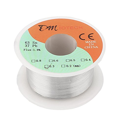 03mm-diameter-tin-lead-soldering-solder-wire-flux-core-reel-5m-length