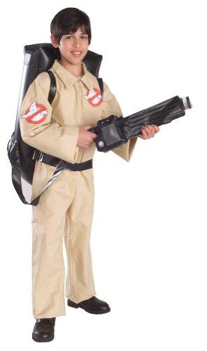 Ghostbusters TM-Kostüm für Jungen, Gr. S, 3-4 (Ghostbuster Für Kind Kostüm)