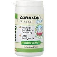 Anibio Zahnstein-frei 60g Ergänzungsfutter für Hunde und Katzen, 1er Pack (1 x 0.06 kg)