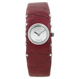 Dolce & Gabbana Reloj Analógico para Mujer de Cuarzo con Correa en