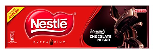 Chocolate negro extrafino NESTLÉ (300 gr)