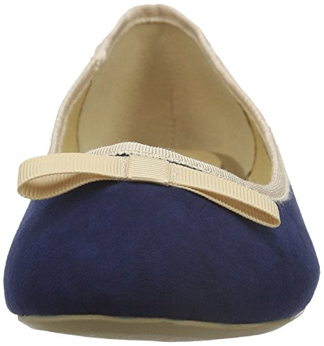Another Pair of Shoes Barbara E, Ballerines femme Bleu (navy78)