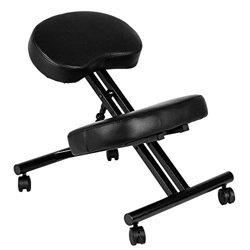 Bodytec wellbeing ergonomic kneeling posture office study chair UK seller