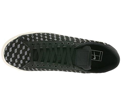 NIKE Tennis Classic AC Woven Schuhe Sneaker Turnschuhe Schwarz 724976 004 Schwarz