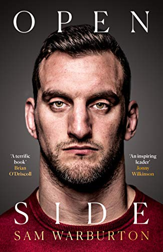 Open Side: The Official Autobiography (English Edition)