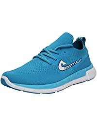 a174a276c55 MAX AIR Men s Moon Mesh Textiles Casual Derby Lace-Up  Running Sports Shoes  -