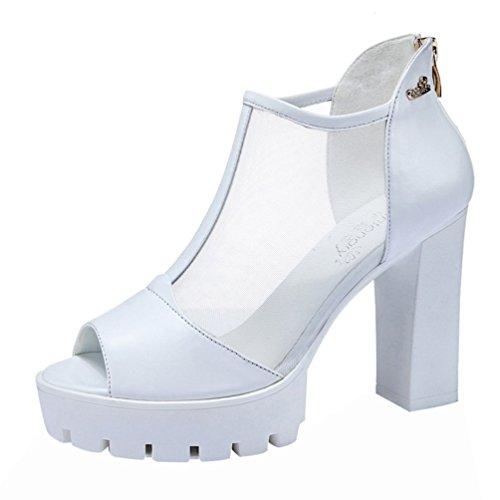 fq-real-women-fashion-peep-toe-cow-leather-mesh-platform-high-heel-sandals-shoes55-uk-white