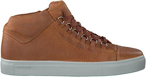Blackstone Km20, Sneakers Hautes homme Marron (Cuoio)