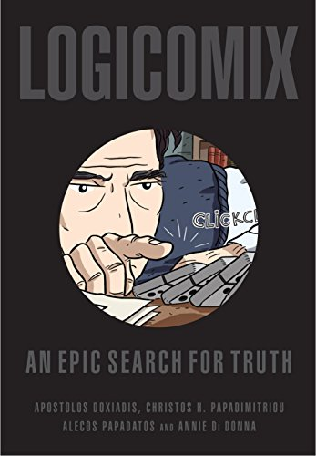 Logicomix: An epic search for truth (English Edition) por Apostolos Doxiadis