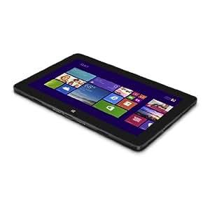 """Dell Venue 11 Pro 5130 W8.1 3G SV Tablette tactile 10,8"""" (27,43 cm) Intel Atom 3770 1,46 GHz 2 Go Windows 8.1 Wi-Fi Noir - Clavier QWERTY Anglais"""
