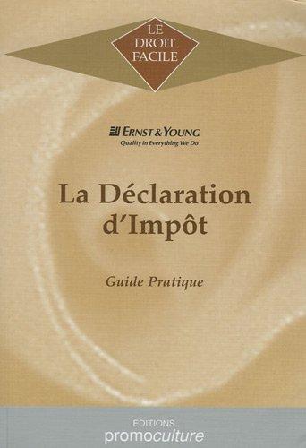 la-declaration-dimpot-guide-pratique-le-droit-facile