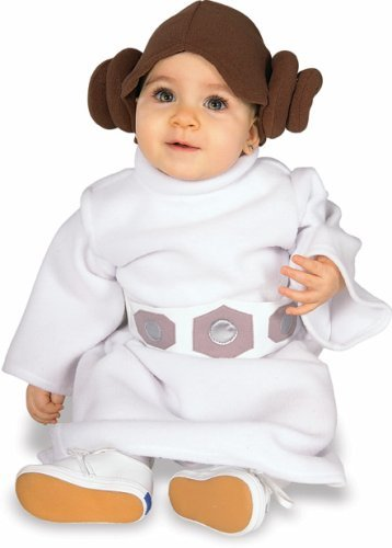 Imagen de star warstm  princess leiatm toddler costume disfraz