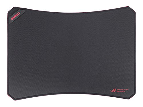 Asus ROG GM50 Gaming Mauspad (Premium-Material, rutschfest) schwarz -