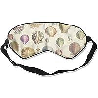 Colorful Shell Seamless Art Sleep Eyes Masks - Comfortable Sleeping Mask Eye Cover For Travelling Night Noon Nap... preisvergleich bei billige-tabletten.eu