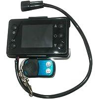 12V / 24V 3 / 5KW Controlador del calentador de estacionamiento del interruptor LCD para el calentador de aire de la pista del coche