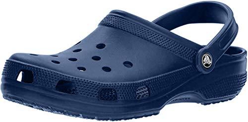 Crocs classic, sabot unisex adulto, blu (navy), 43/44 eu