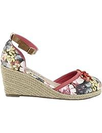 Zapatos de cuña de Mujer REFRESH 61798 TEXF CORAL Talla 40