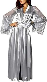 Rcool Camisones Batas y Kimonos Camisones Mujer Camisones Verano Camisones Tallas Grandes Mujer, Camisón de