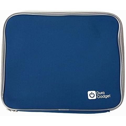 DURAGADGET Funda Azul De Neopreno Para La Wacom Intuos Photo Black Pen and Touch - Tableta gráfica, tamaño pequeño - Resistente Al Agua - Ideal Para Los