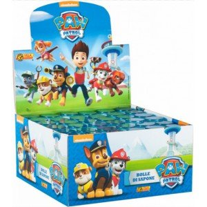 Villa Giocatoli - Paw Patrol - Box of 36 tubes soap bubbles