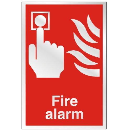 Prestige Fire Alarm, 150mm x 200mm x 200mm (BA. 63W) (Alarm Prestige)