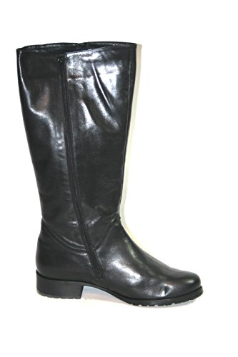 Meisi Holly 3770821Femme Chaussures Bottes Weite H Noir - Noir